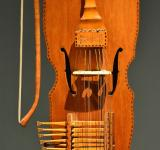 Free Photo - Nyckelharpa detail