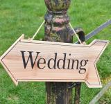 Free Photo - Wedding sign