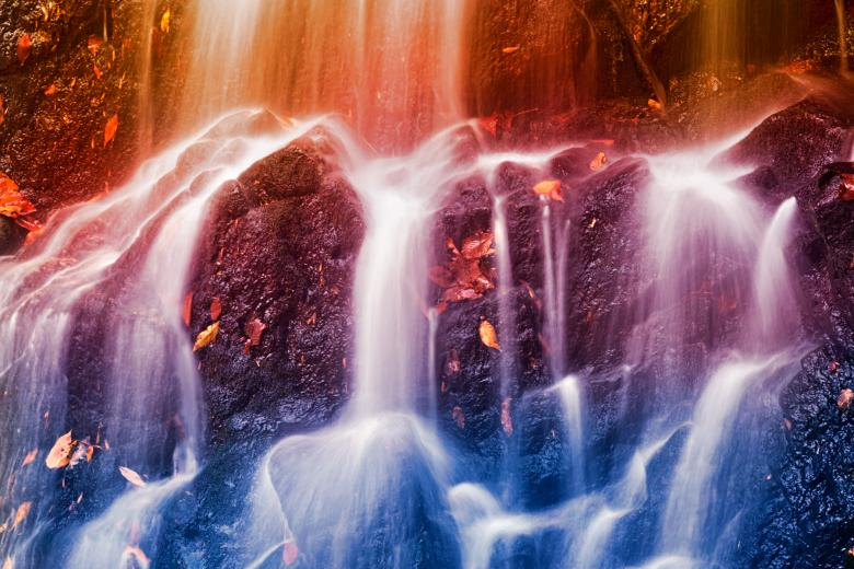 Free Stock Photo of Avalon Fantasy Falls Created by Nicolas Raymond