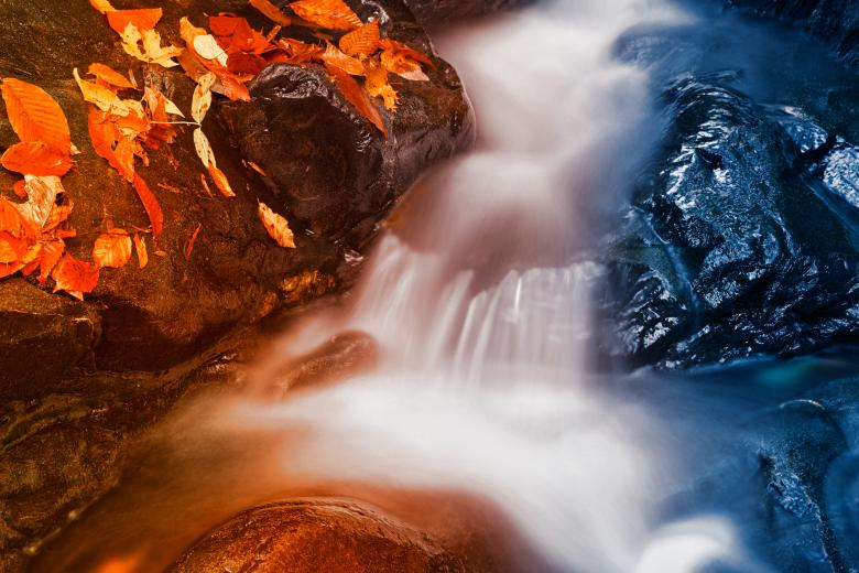 Free Stock Photo of Stream of Fire & Ice - HDR Created by Nicolas Raymond