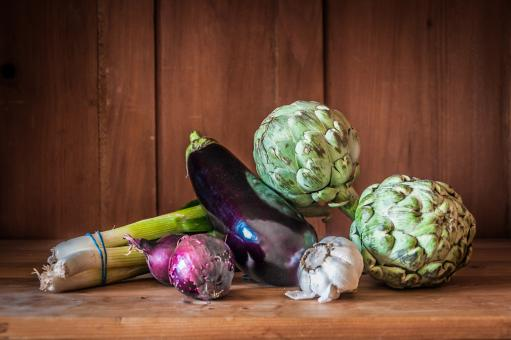 Healthy Organic Vegetables Still life - Free Stock Photo