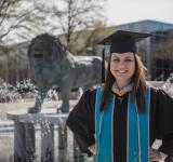 Free Photo - Gina Gordy Graduates From ODU