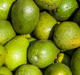 Free Photo - Avocado background on a market stail