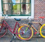 Free Photo - Bikes in Holland