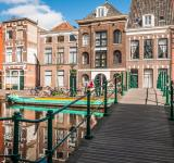 Free Photo - Dutch canal and houses