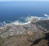 Free Photo - View from table mountain