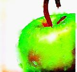 Free Photo - Apple in abstract