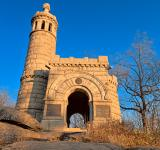 Free Photo - Gettysburg Castle Monument - HDR