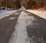 Free Photo - Long Winter Road - HDR