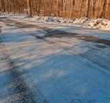 Free Photo - Winding Winter Road - HDR