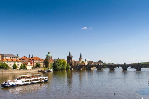 Charles bridge - Free Stock Photo