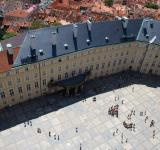 Free Photo - Prague Castle Courtyard