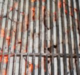Free Photo - Hot coals in grill