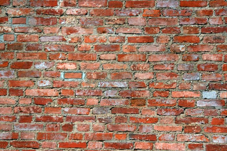 Free Stock Photo of Red brick wall Created by 2happy