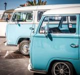 Free Photo - Volkswagen vans