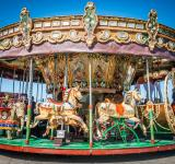 Free Photo - Old carousel