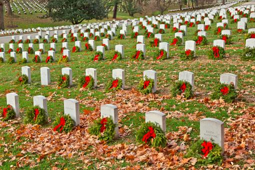 Arlington National Cemetery - HDR - Free Stock Photo