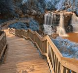 Free Photo - Blue Blackwater Falls - HDR