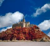 Free Photo - Autumn Shades of Mont Saint-Michel - HDR