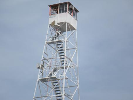 Fire Tower - Free Stock Photo