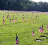 Free Photo - A Veterans Cemetery