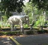 Free Photo - Elephant statue sculpture