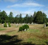 Free Photo - Cemetery from a distance
