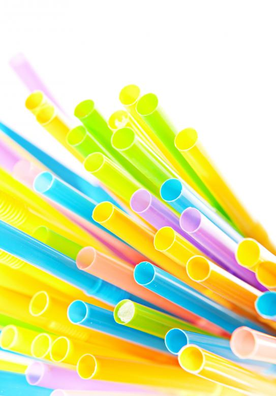 Drinking straws - Free Colorful Stock Photos