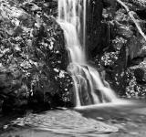 Free Photo - Avalon Falls - Black and White