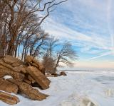 Free Photo - North Point Winter Beach - HDR