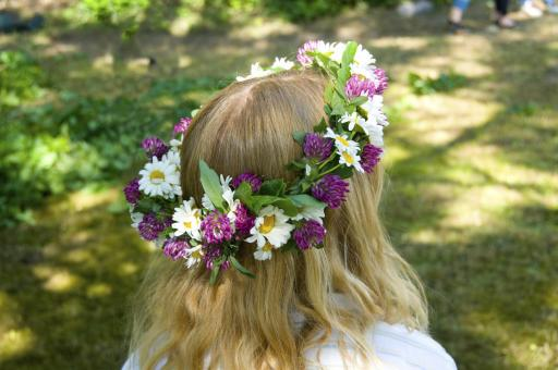 Flower Crown - Free Stock Photo