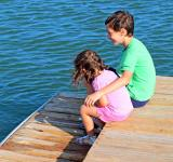 Free Photo - Companionship - older brother and sister