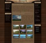 Free Photo - Reader Web-Template v3