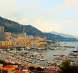 Free Photo - Panoramic view of Monte Carlo in Monaco