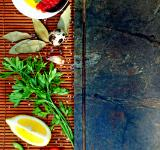 Free Photo - Basic mediterranean cooking ingredients