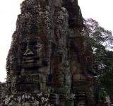 Free Photo - Bayon Temple Giant Faces - Cambodia