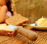 Free Photo - Bread and butter