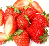 Free Photo - Close-up of red sweet strawberry fruits