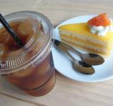 Free Photo - Iced Tea and Cake