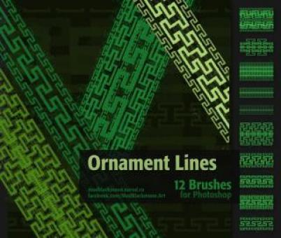 Ornament Lines - Free Stock Photo