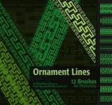 Free Photo - Ornament Lines