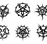 Free Photo - Pentagram Set