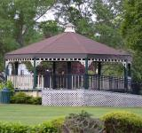Free Photo - A Large Gazebo