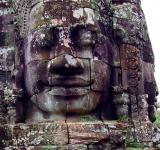 Free Photo - Giant faces of the ancient Bayon Temple