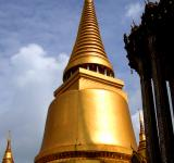 Free Photo - Pagoda within the Wat Phra Kaew palace