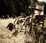 Free Photo - Abandoned Wheelchair
