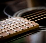 Free Photo - Guitar close up