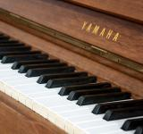 Free Photo - Wooden vintage piano
