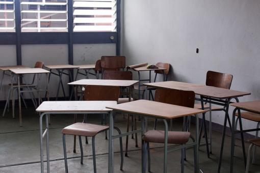 Empty classroom - Free Stock Photo