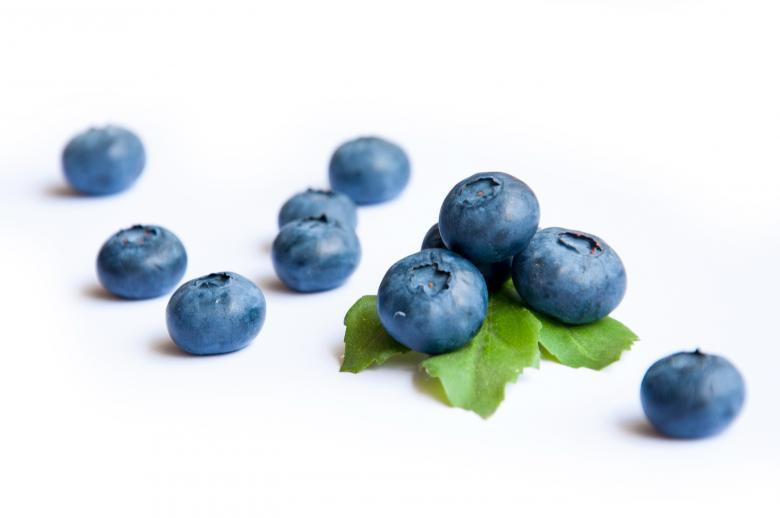Blueberries - Free Fruit Stock Photos